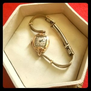 Vintage ladies watch.